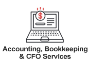 Accounting, Bookkeeping & CFO Services
