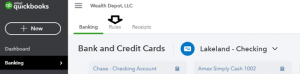 How to create rules in QuickBooks Online